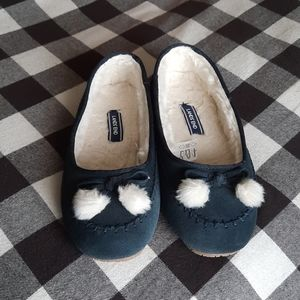 Land's End Moccasin Slippers